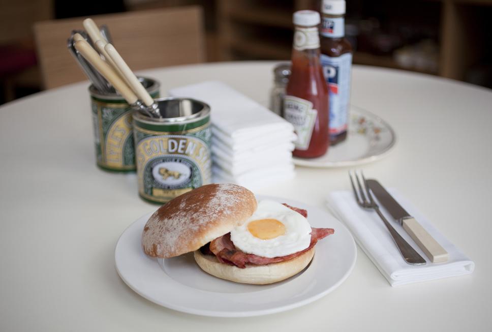 Albion - Breakfast Bap