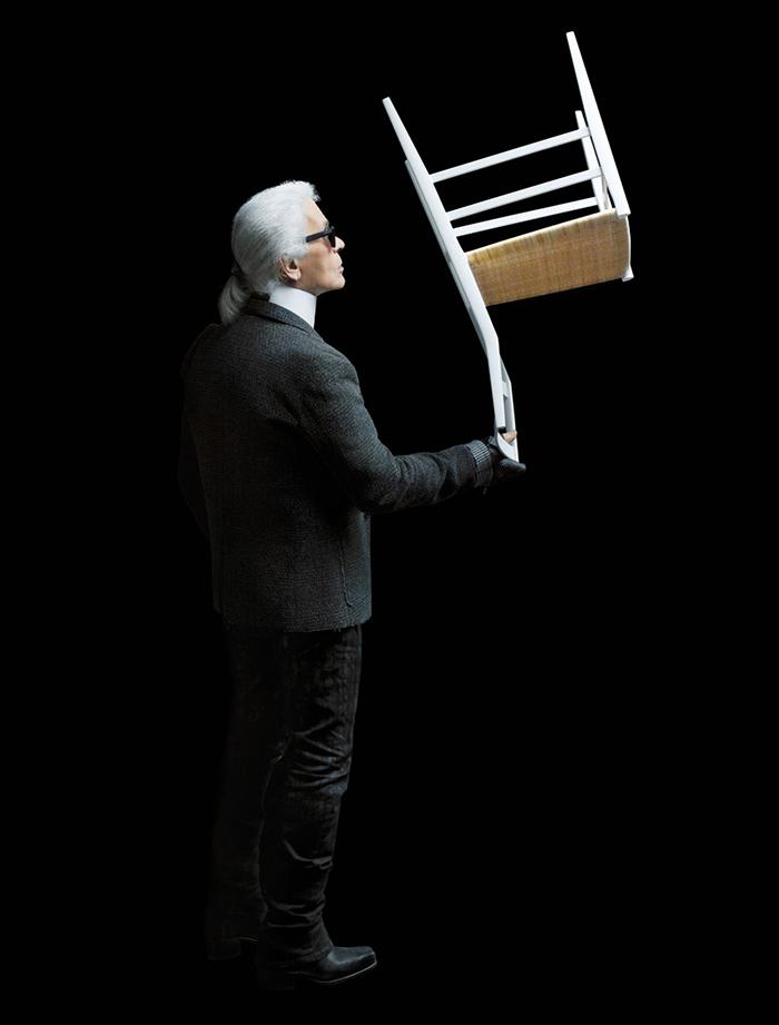 Karl Lagerfeld for Cassina