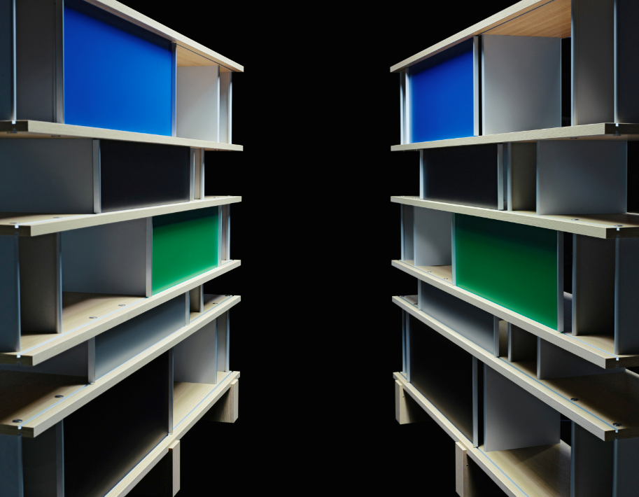 Nuage Bookcase by Cassina