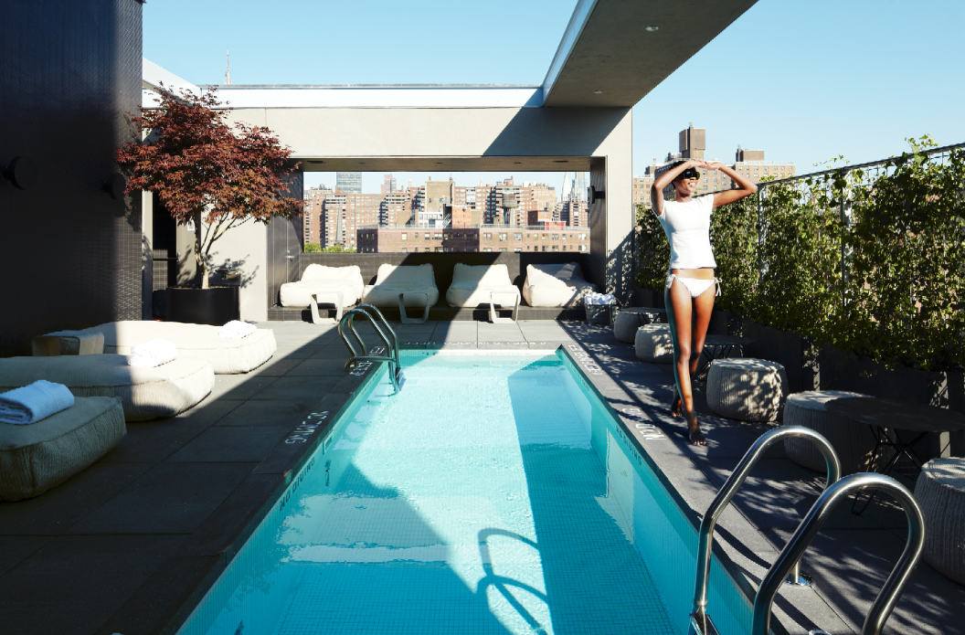 H tel americano new york lucywillshowyou for Hotel americano restaurant