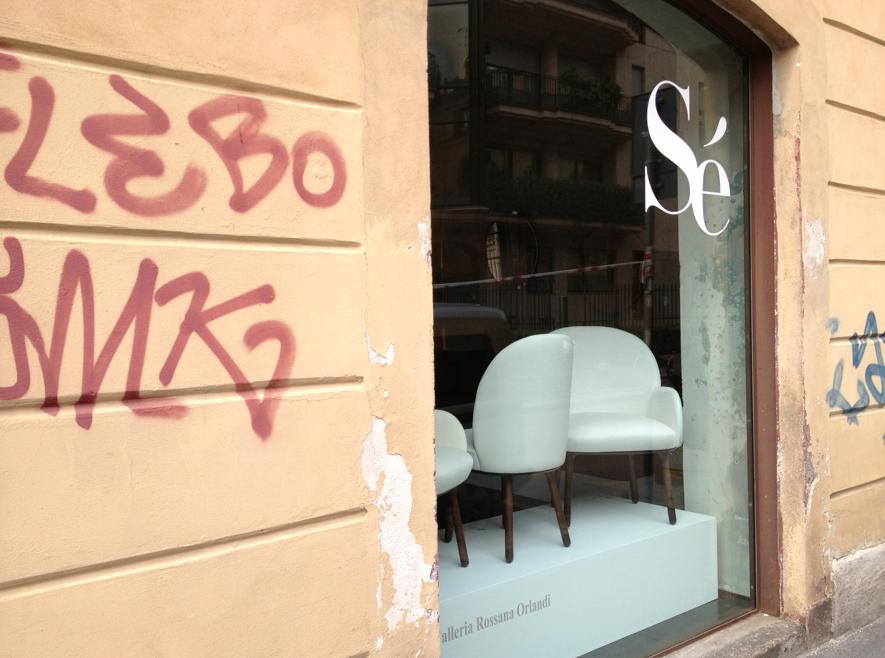 Sé at Spazio Rossana Orlandi