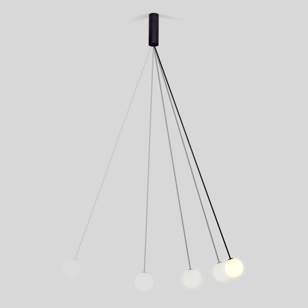 Kinetic Light Swing Press