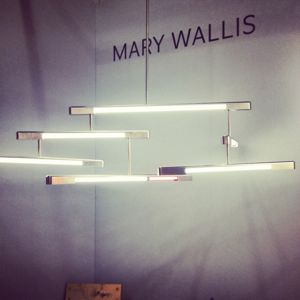 Lighting at the ICFF