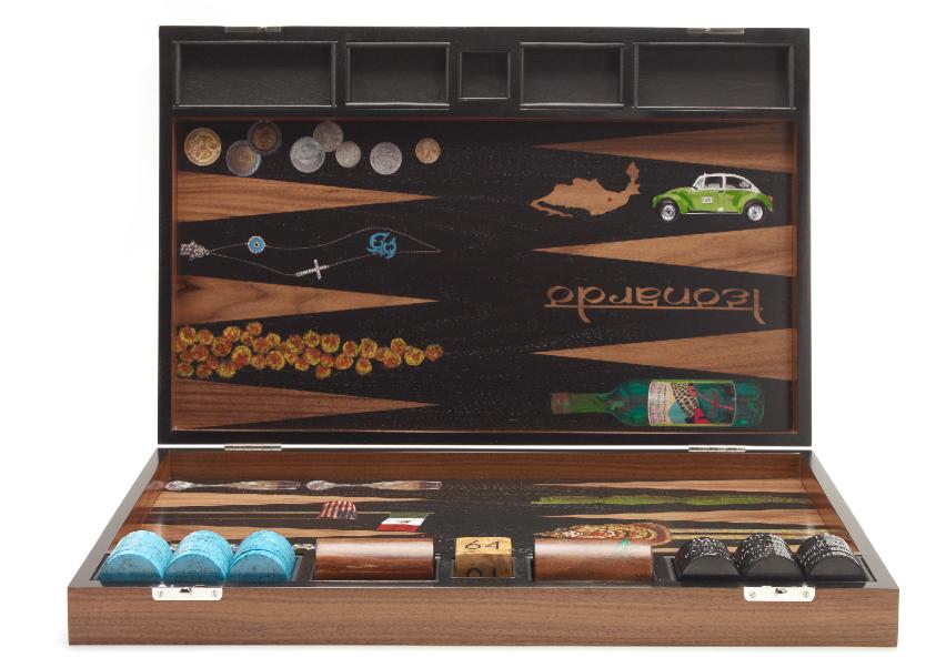 Mexico Board Backgammon