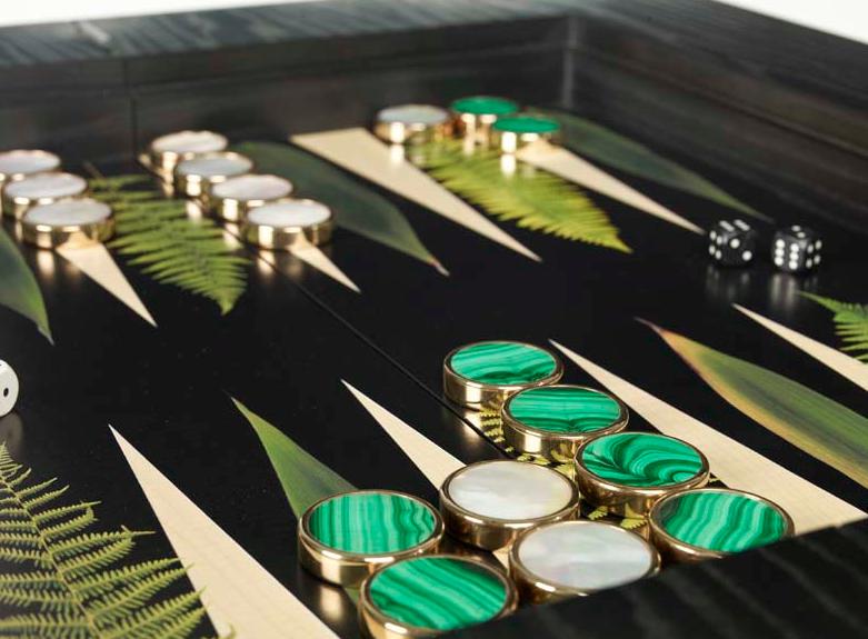 Louisa Backgammon
