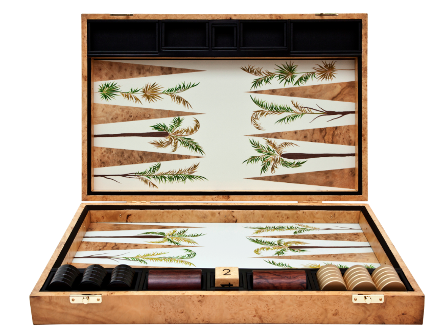 Palm Backgammon