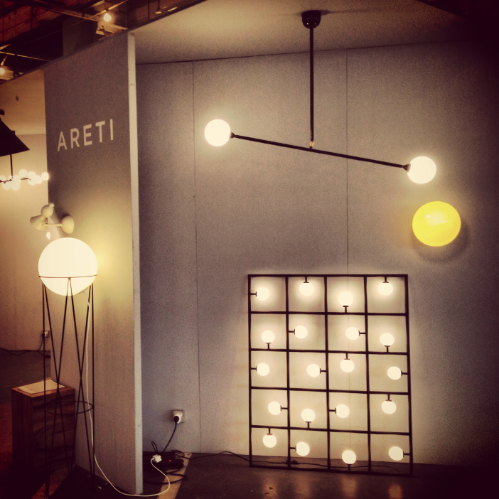 Atelier Areti at design junction