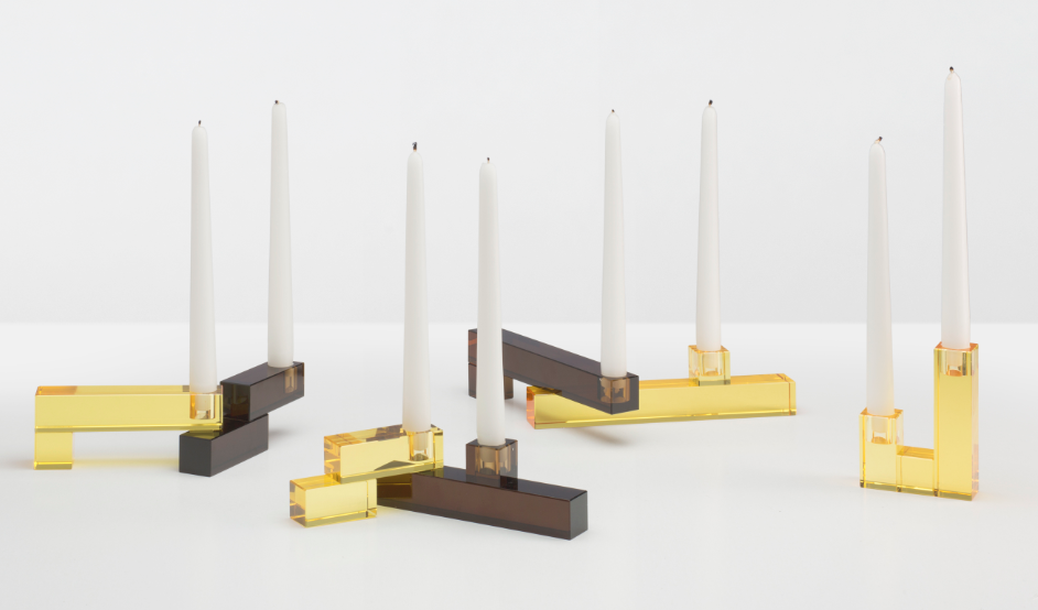 GAIA&GINO Siluet, Candleholders by PearsonLloyd_Lifestyle_2