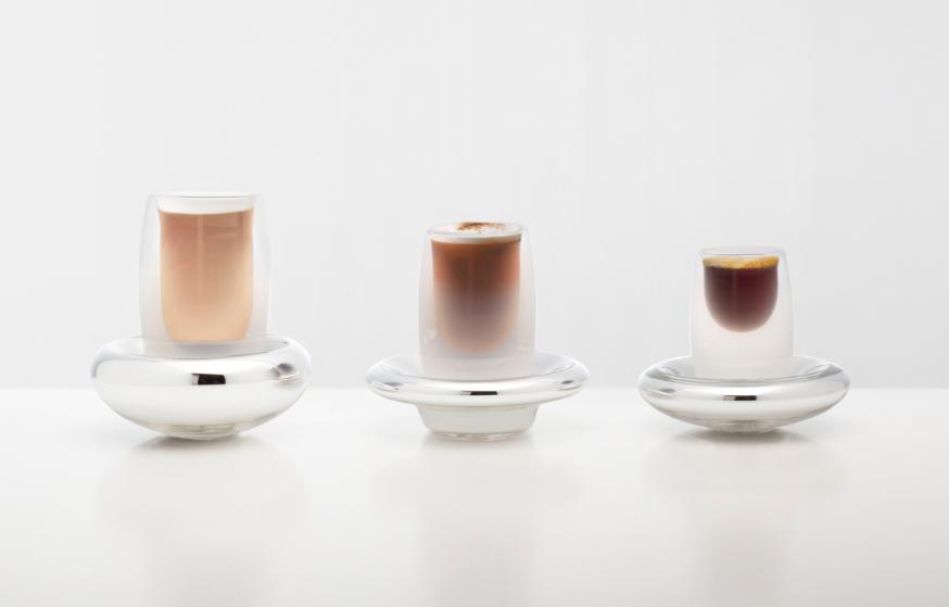 Verreum Aurora, Coffee Set by Defne Koz & Marco Susani_Lifestyle 2