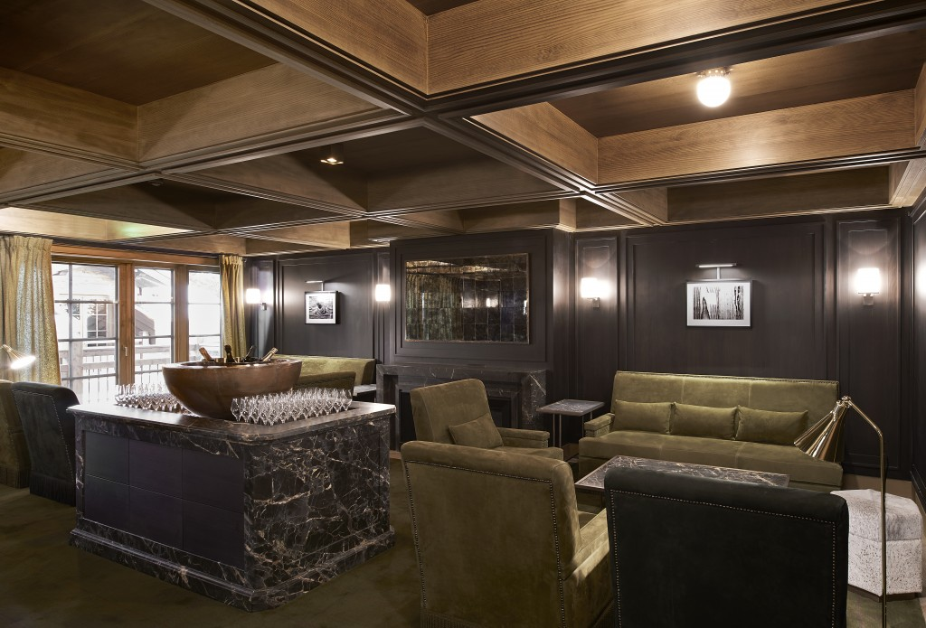 Piste perfect l apog e courchevel an oetker hotel for Design hotels alps