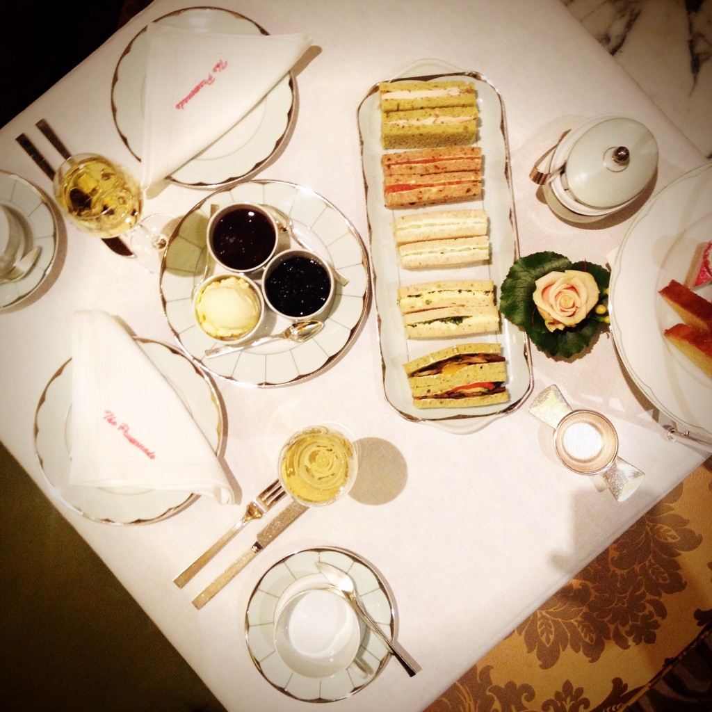 Champagne High Tea
