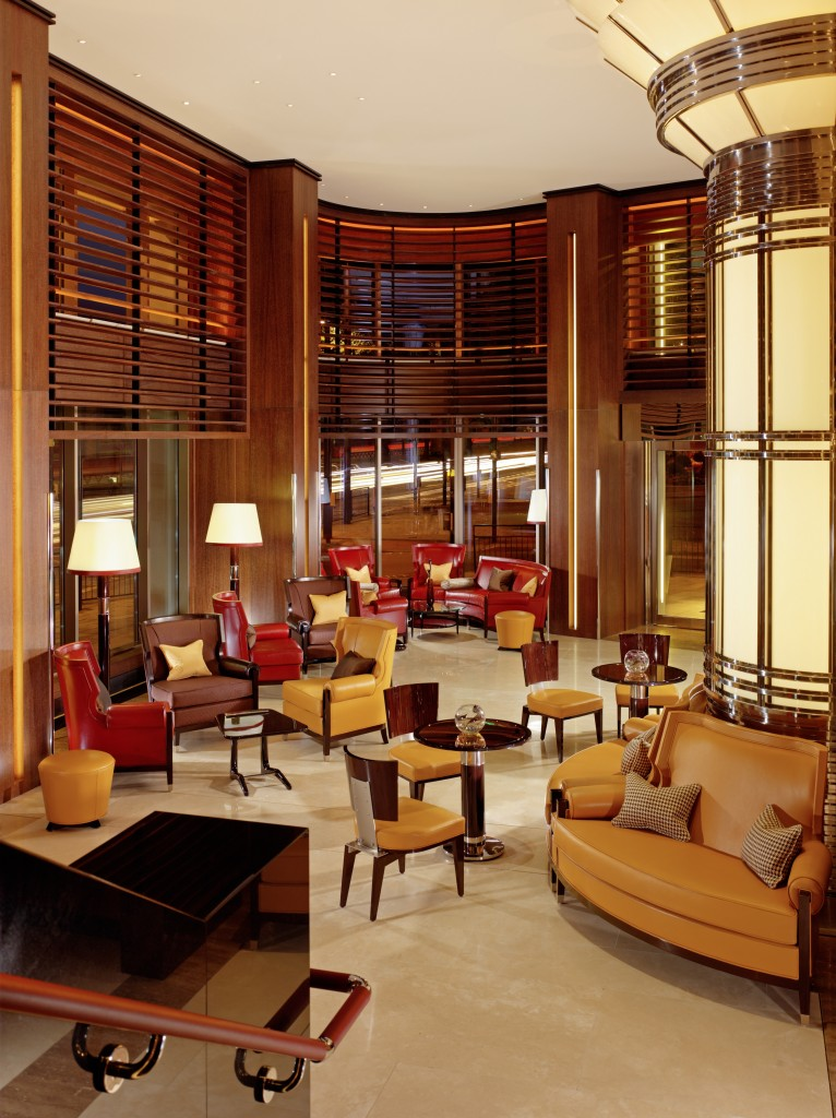The Lounge at 45 Park Lane