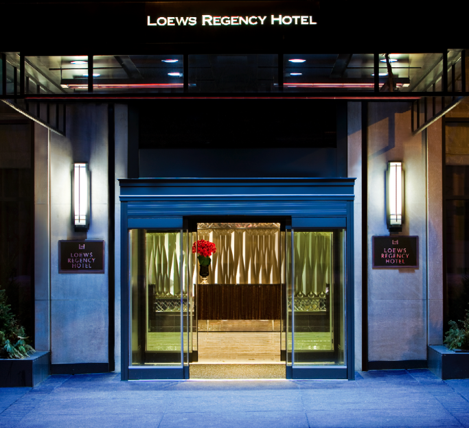 Loews Regency Hotel