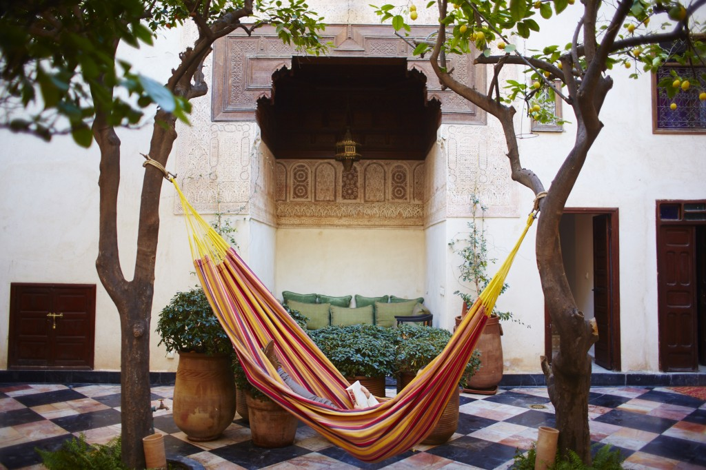 El Fenn hammock credit David Loftus