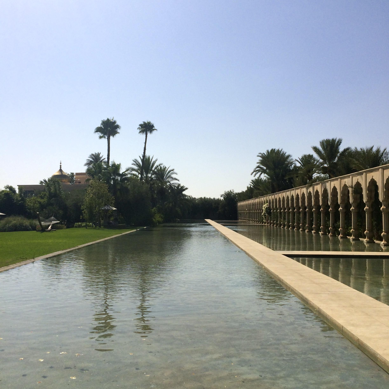 LWSY Marrakech Part Four > Great Gardens at Palais Namaskar