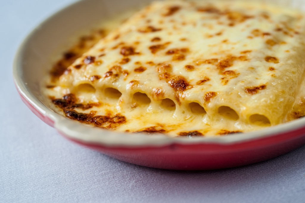 The Grill at The Dorchester - Macaroni Cheese high res