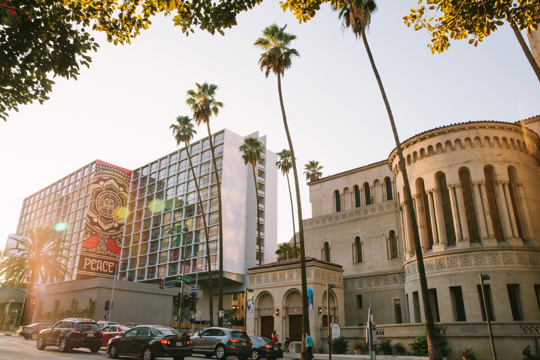 Los angeles life at the line hotel downtown la for Line hotel los angeles