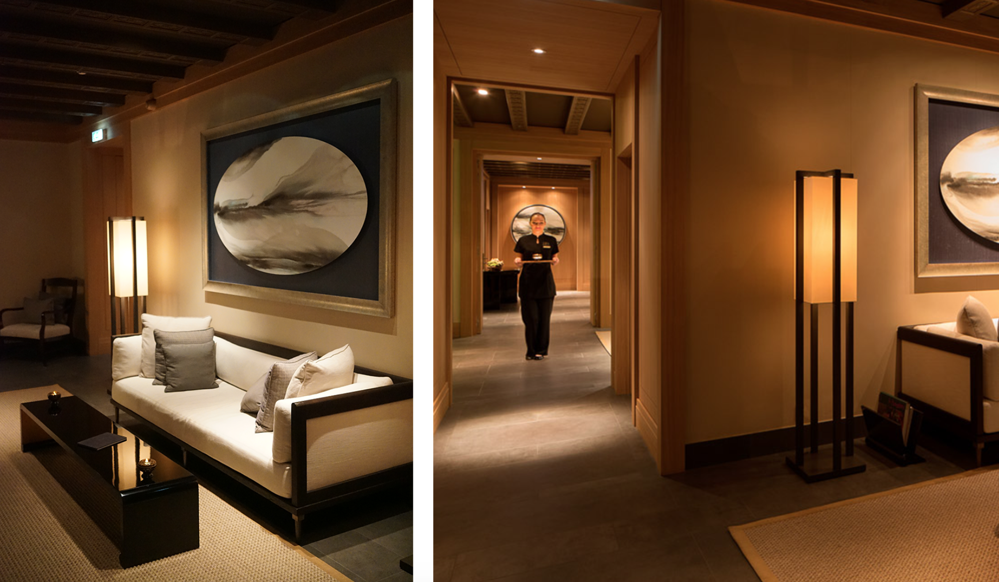 Spa afternoons at the peninsula hotel paris lucywillshowyou for Hotel spa paris couple