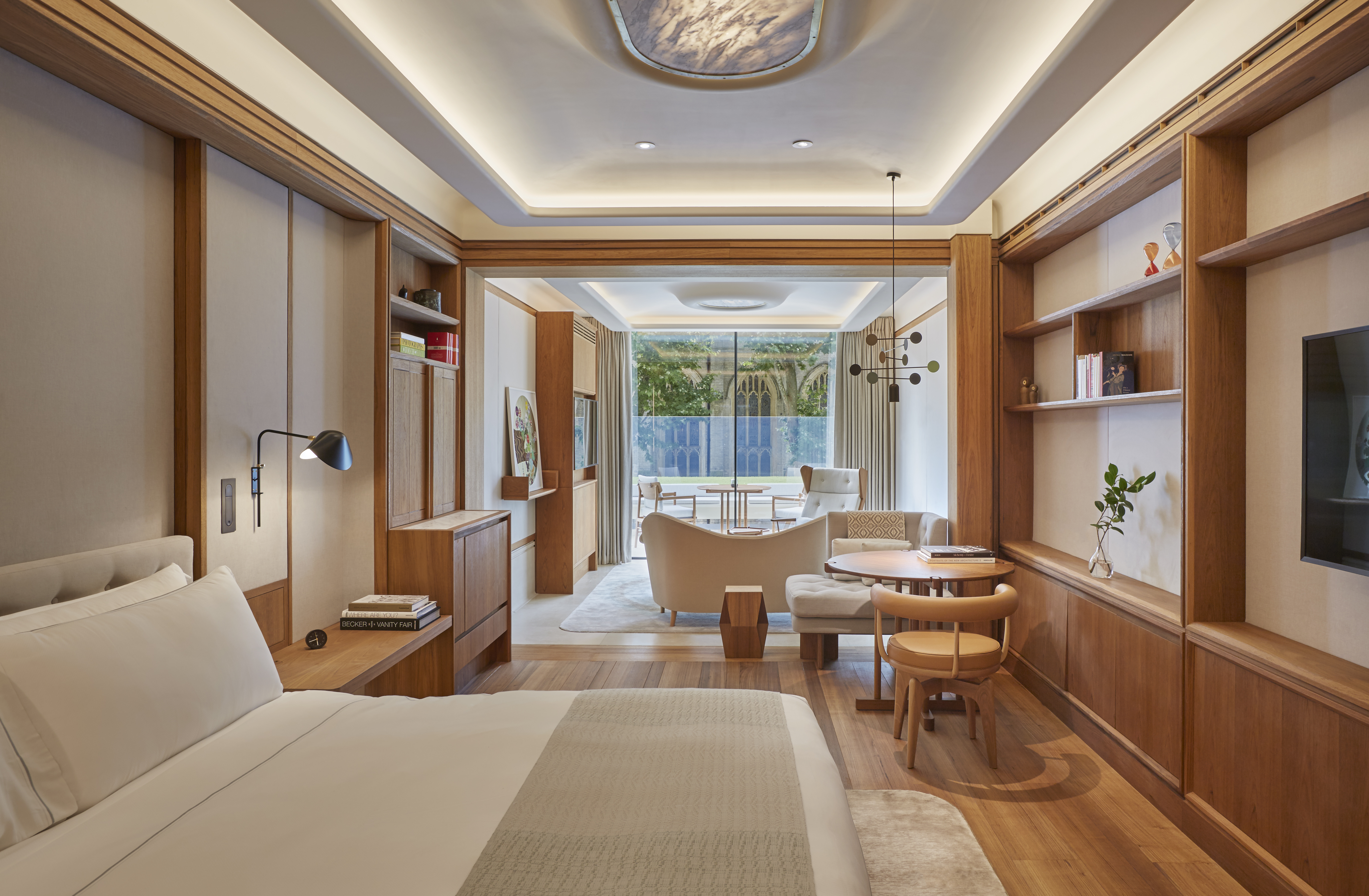 Architect John Heah Designs For The Berkeley Hotel London
